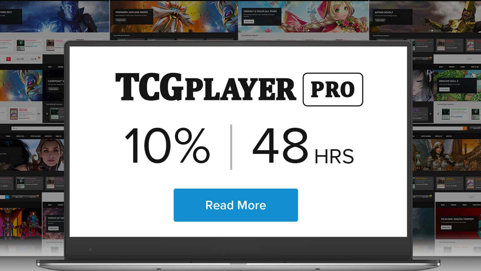 10% of Game Stores Join TCGplayer Pro