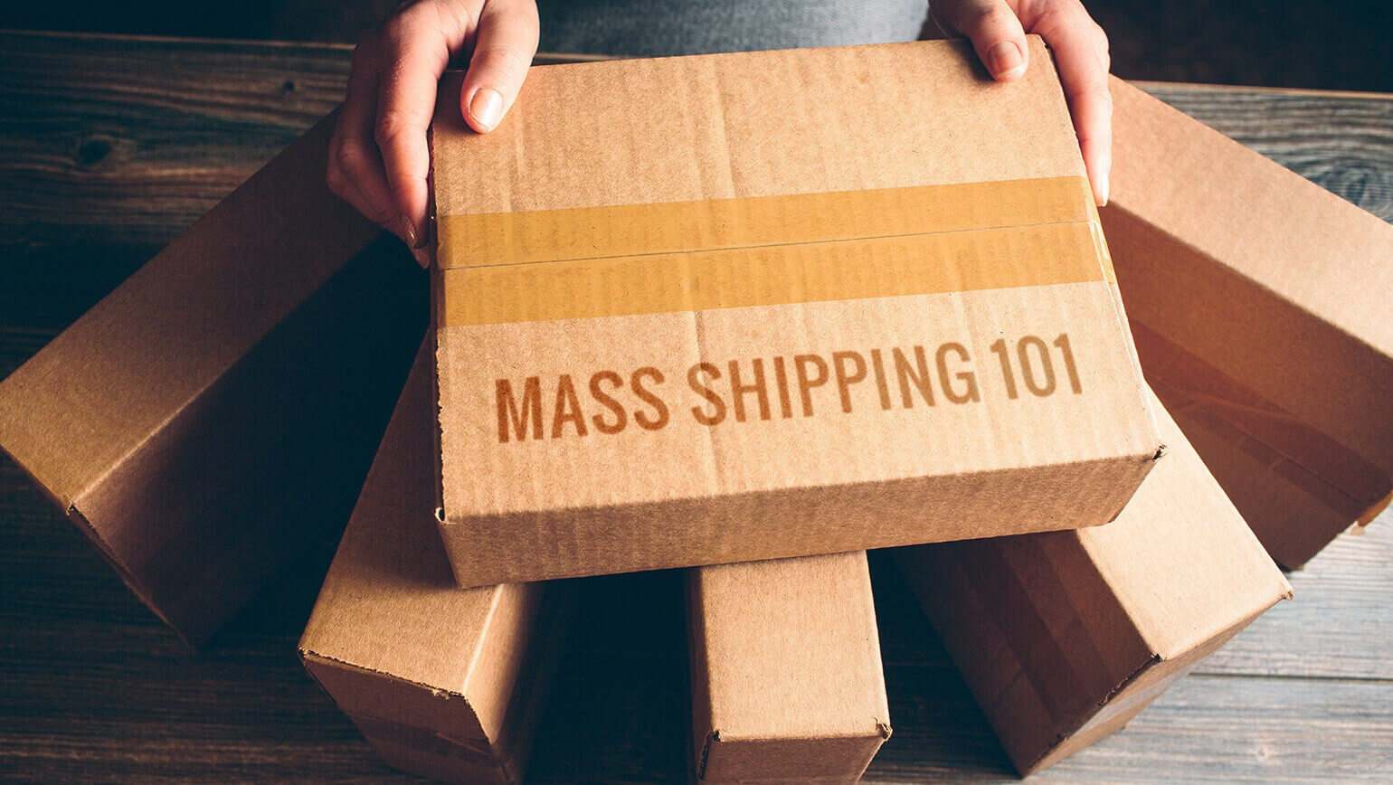 Mass Shipping Now Available