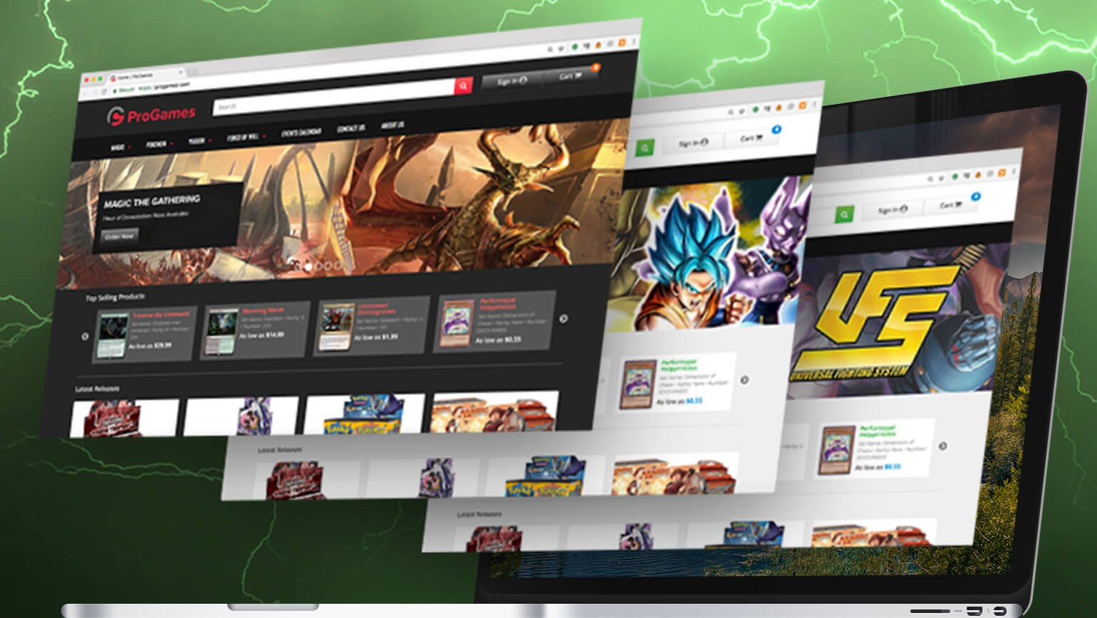 Showcase New Games on Your Pro Site with These Banners
