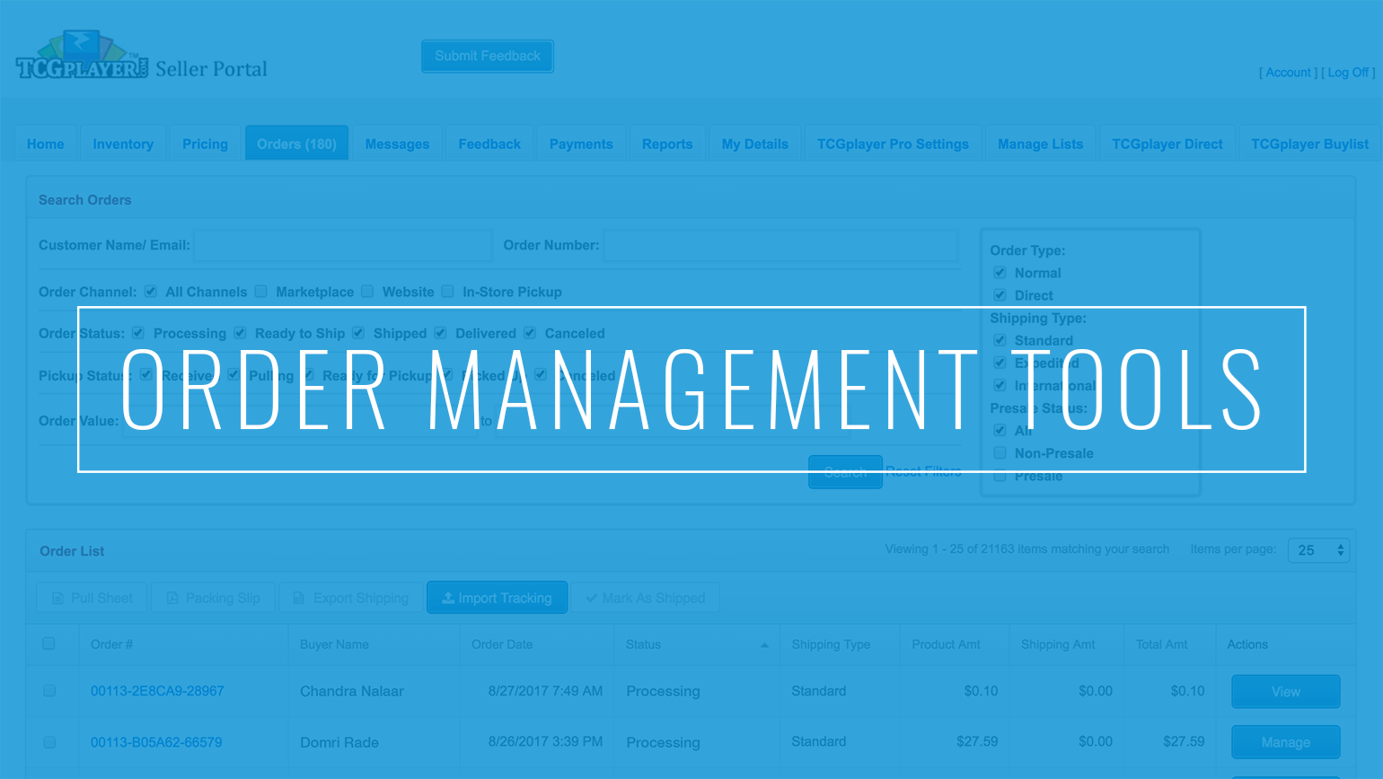 Speed Up Your Workflow with Our Order Management Tools
