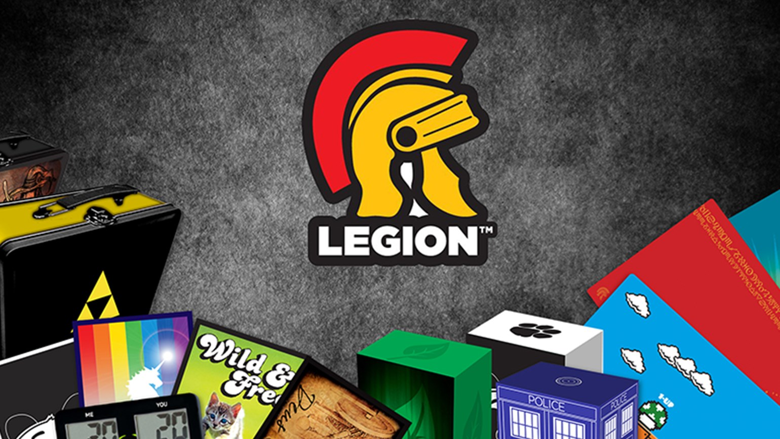 Legion Premium Supplies Available to List
