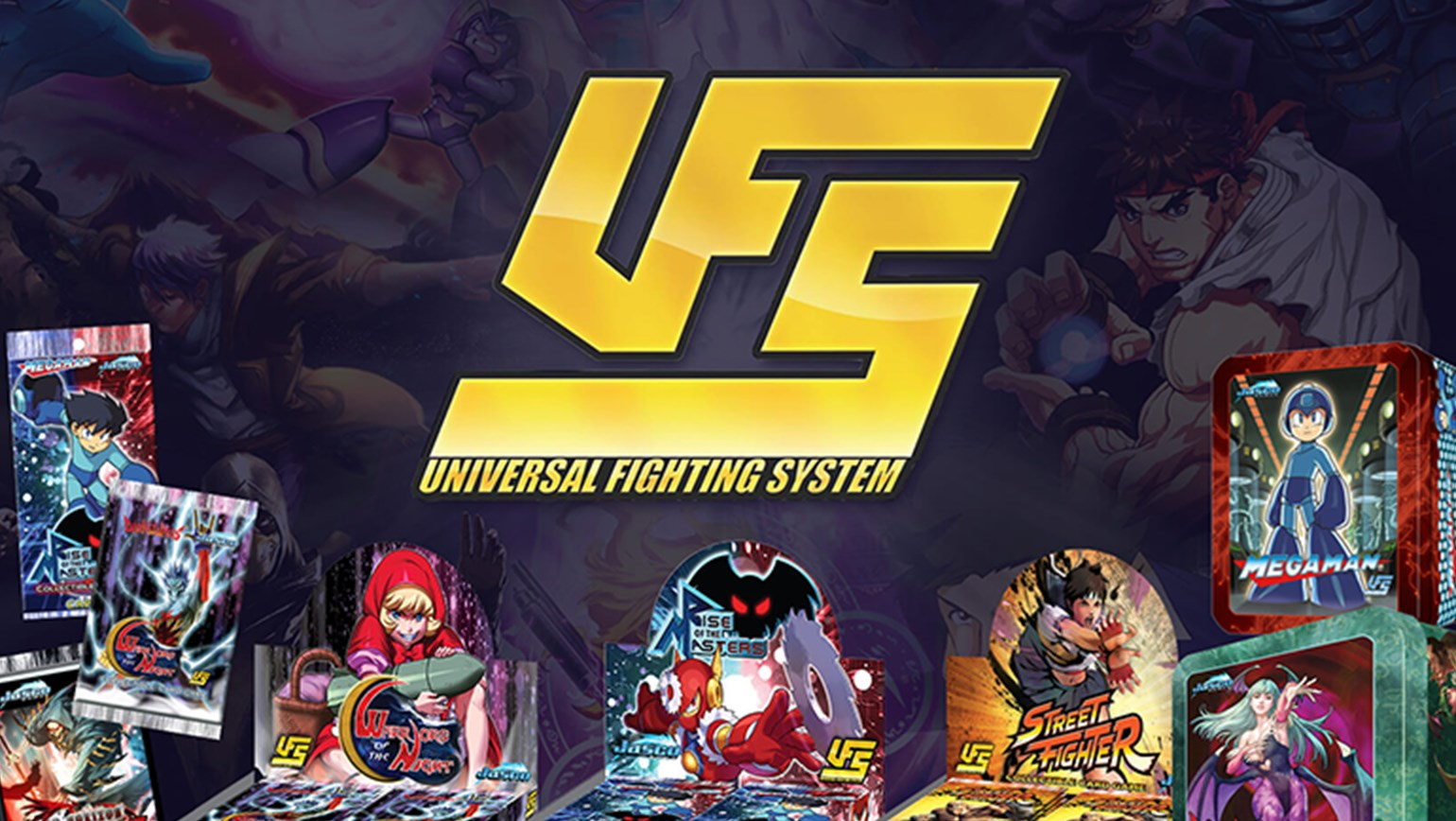 Jasco Games' Universal Fighting System Now Available