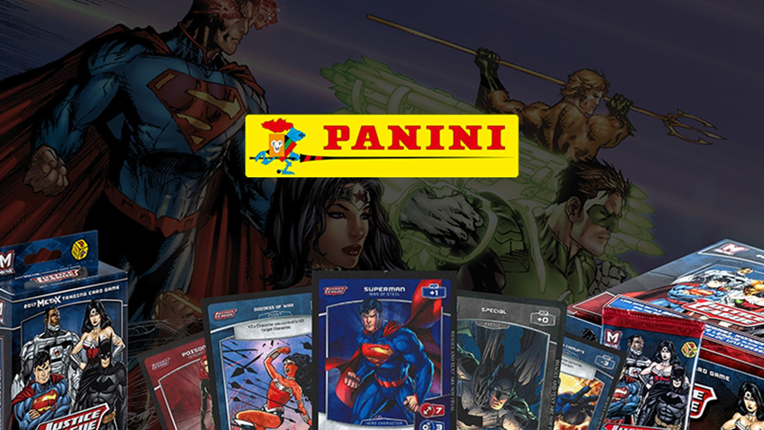 Panini Games' MetaX Available to List