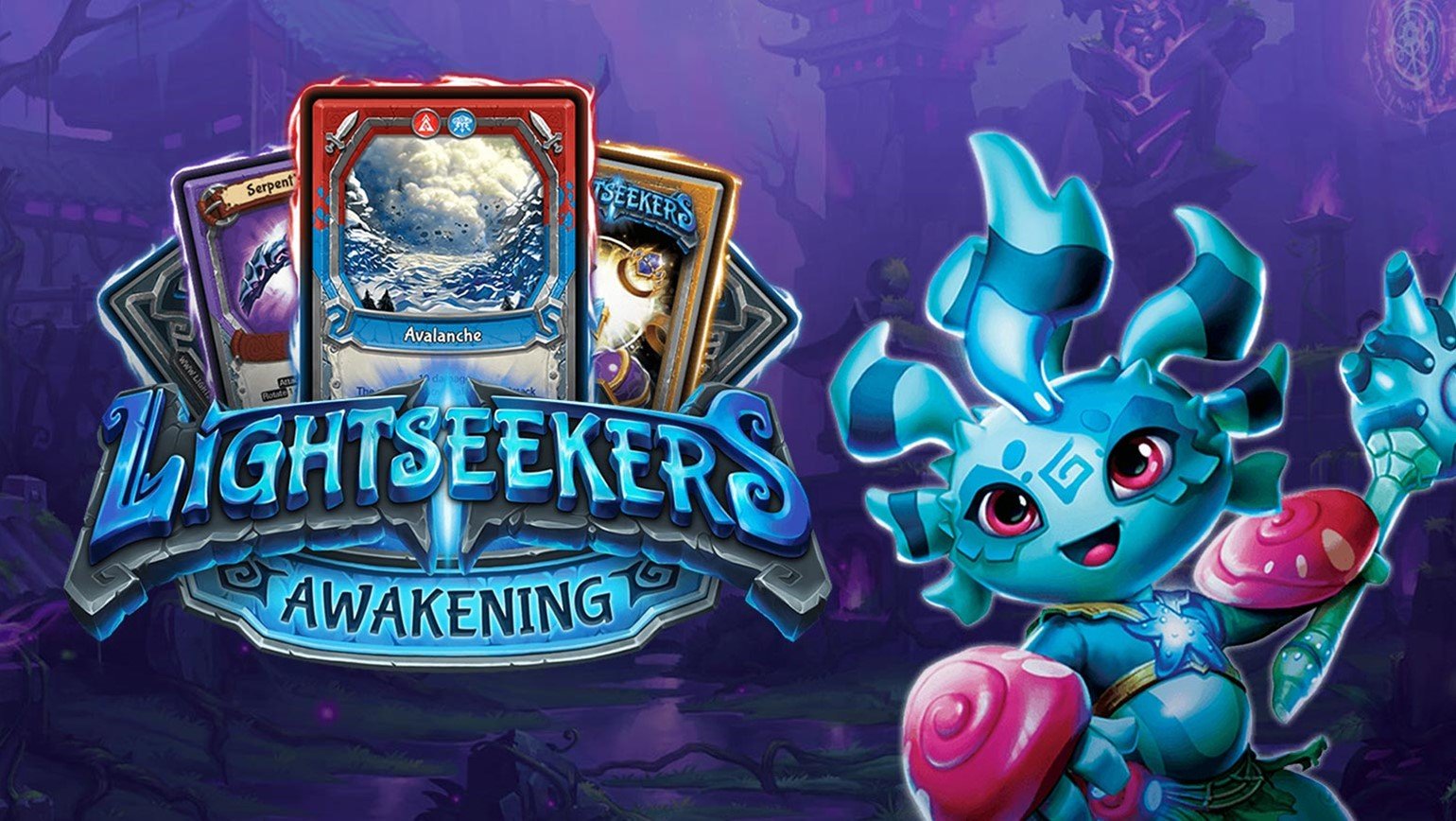 Lightseekers TCG Coming Soon to TCGplayer