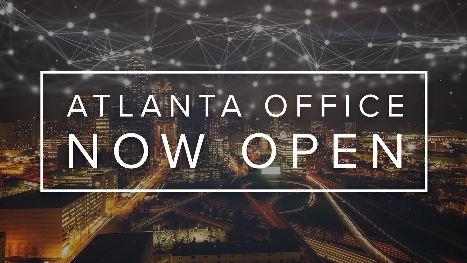 New Atlanta Office Serves as Our Southern Technology Outpost