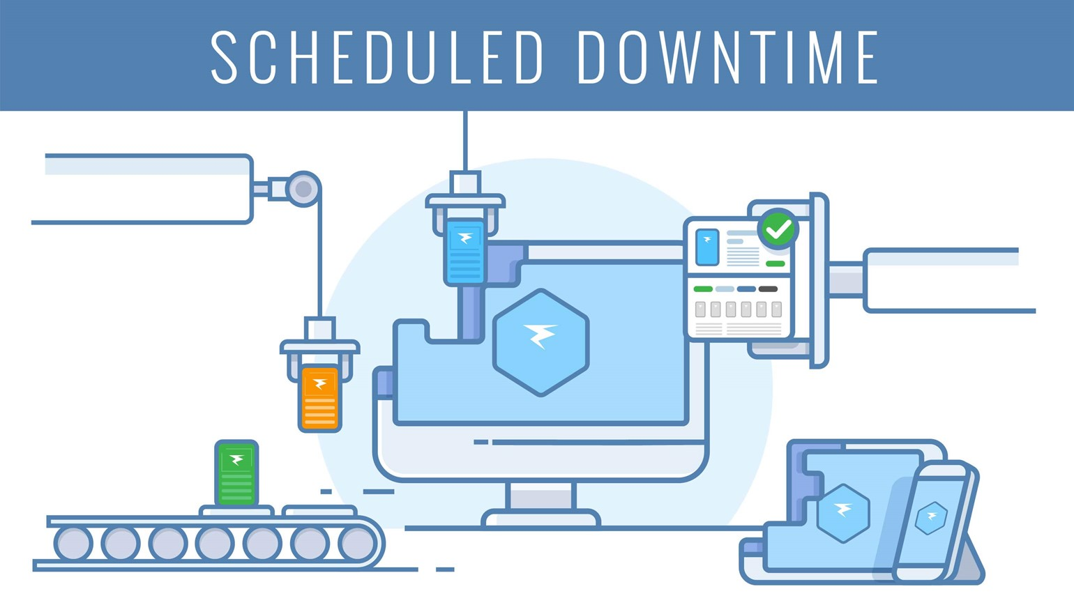 Scheduled Downtime - February 3rd