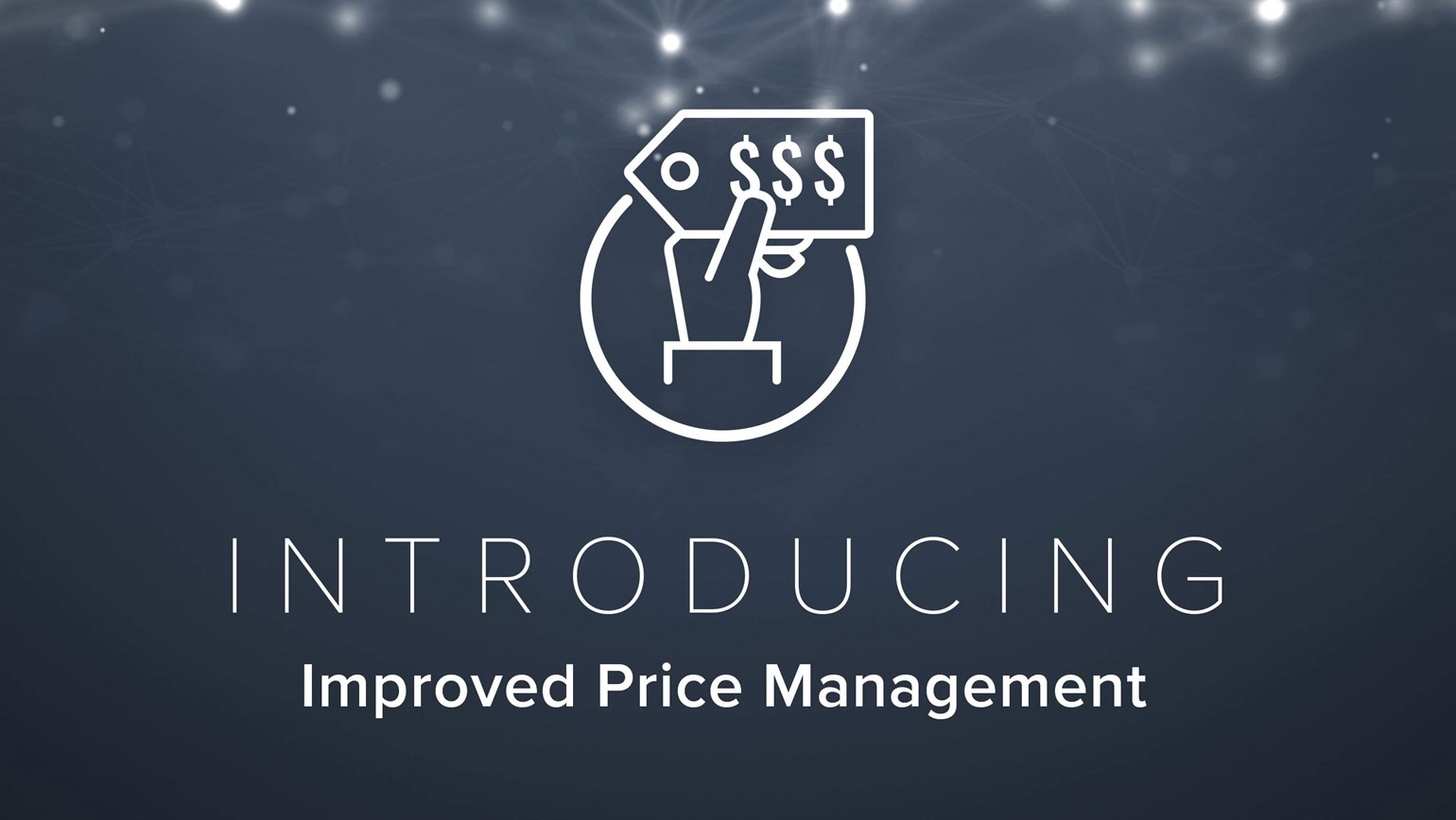 Understanding the New Pricing Tab Enhancements