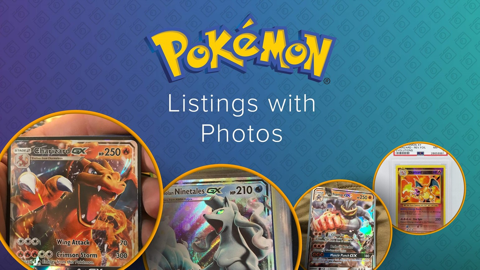 Take Your Pokémon Sales to the Next Level with Listings with Photos