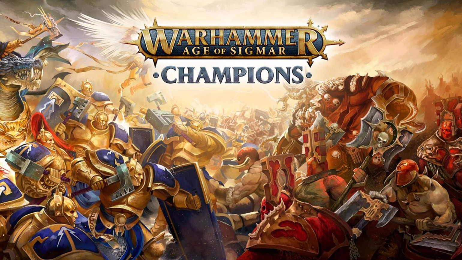 Warhammer Age of Sigmar: Champions from PlayFusion Arriving August 2nd