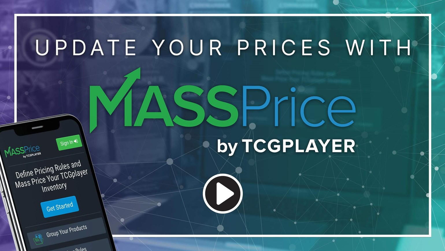 Instantly Update Prices for Your Hobby Game Store with MassPrice