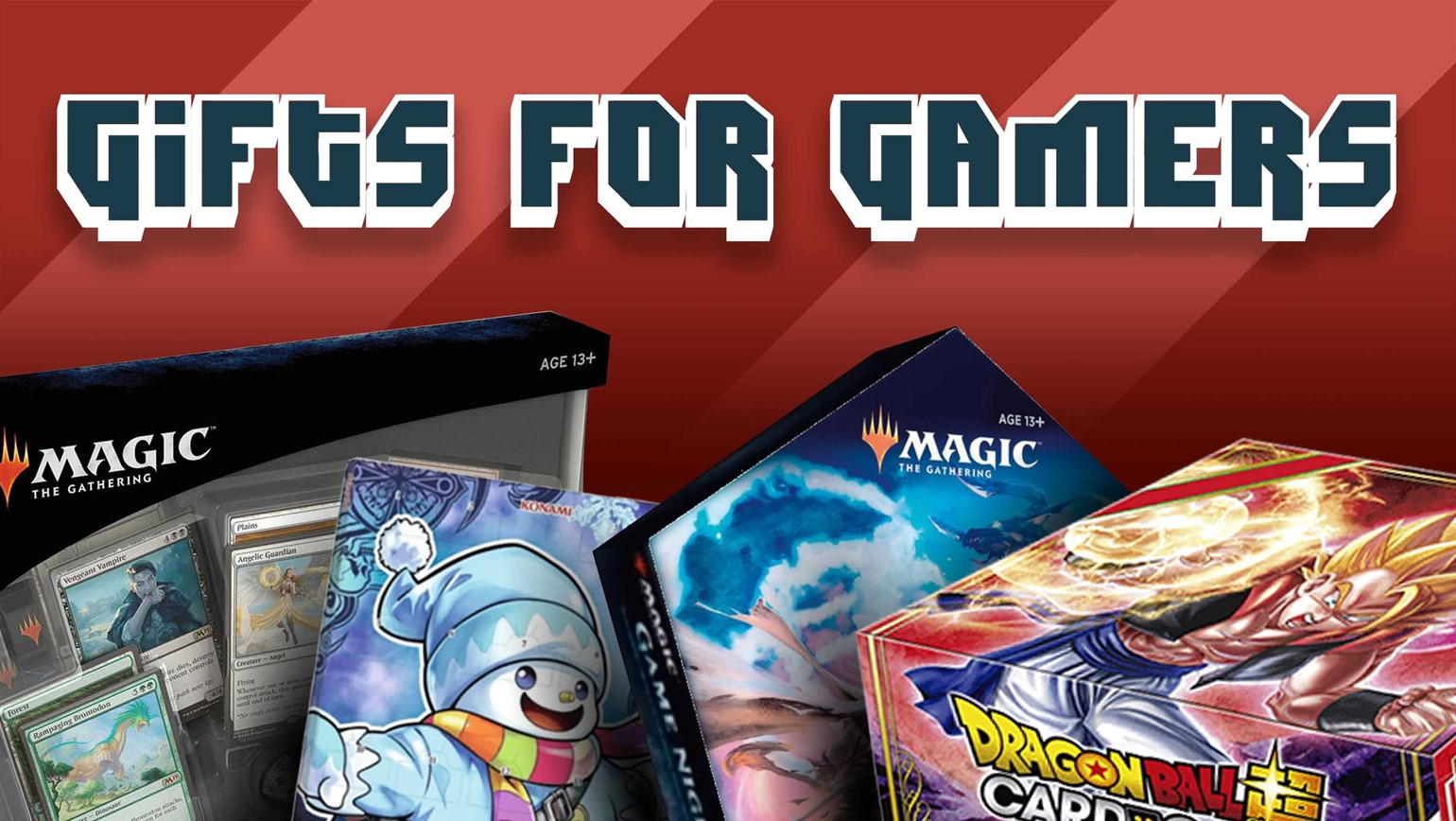 Great Gifts for Gamers Now Available to List on TCGplayer.com
