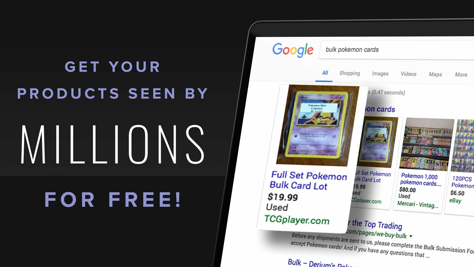 Get Your Products Seen by Millions (for Free!)
