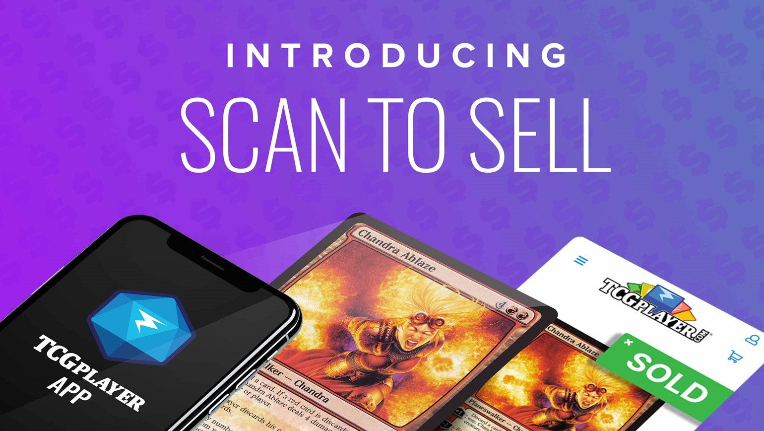 Introducing Scan to Sell for the TCGplayer App