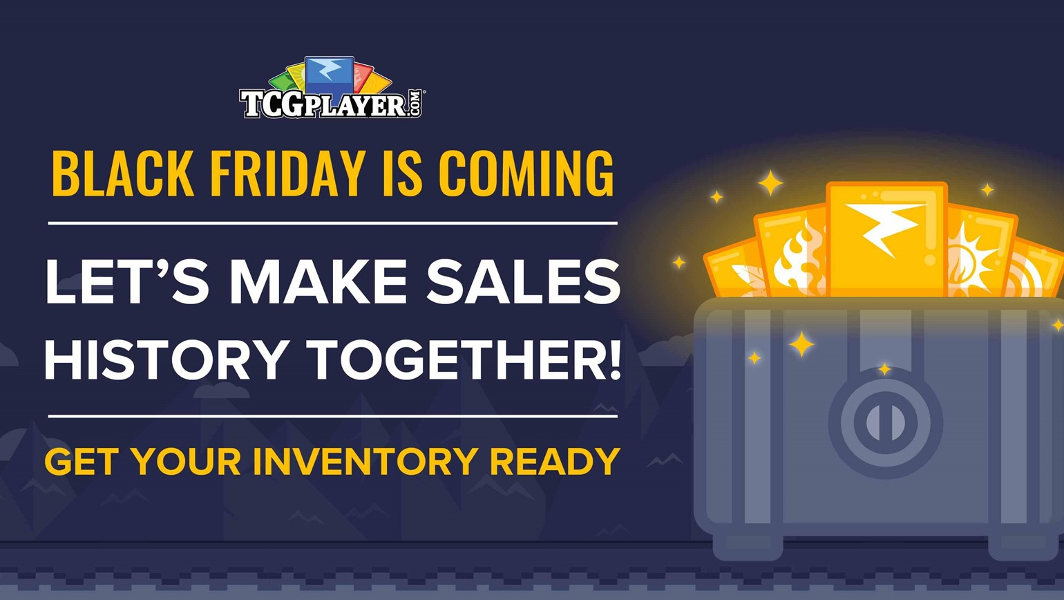 Get Ready to Set Sales Records This Black Friday—Add Inventory Now!
