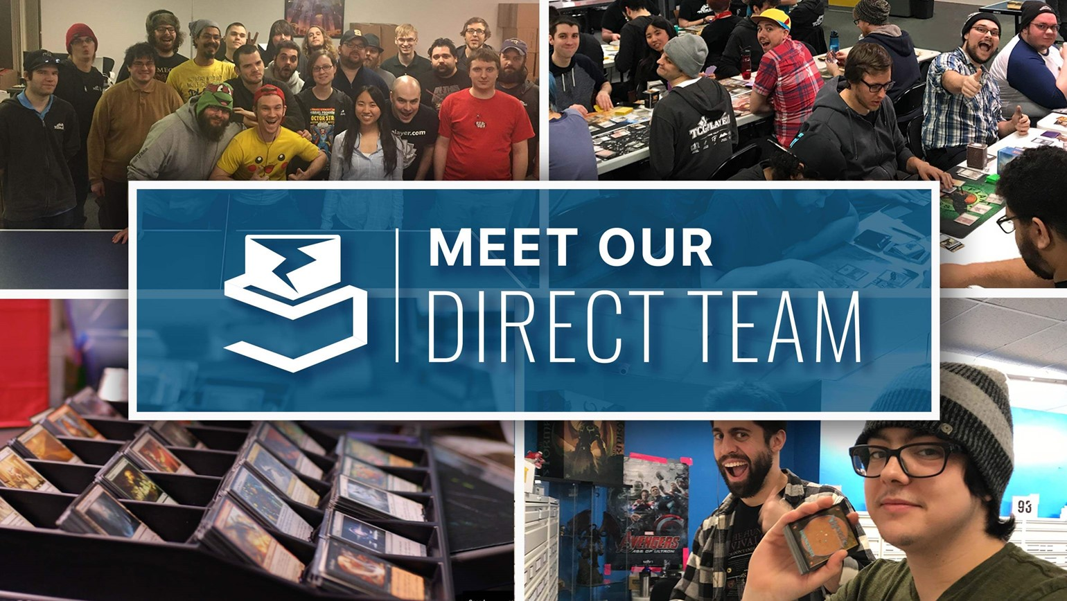 Meet the Team Behind TCGplayer Direct Order Fulfillment