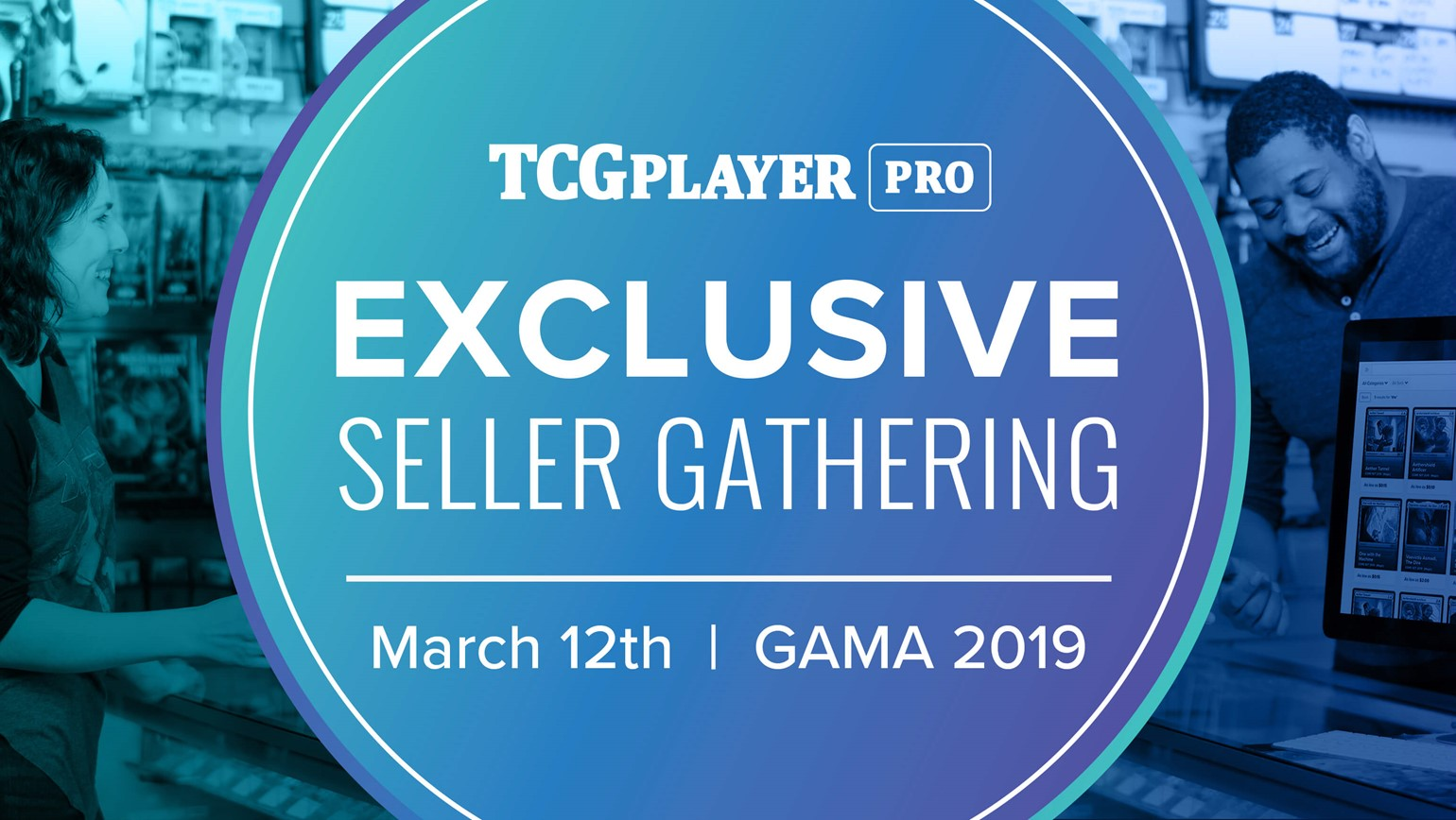 Join TCGplayer at GAMA 2019 in Reno