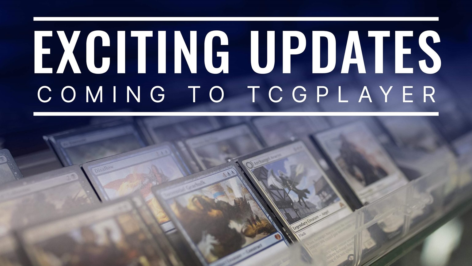 Exciting Updates Coming to TCGplayer