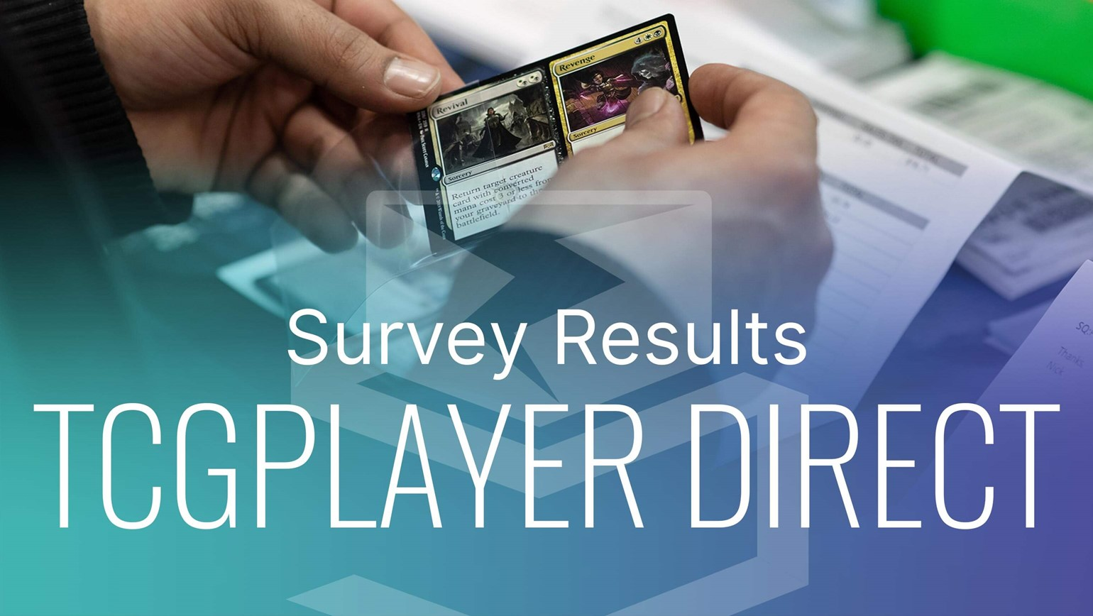 Inside TCGplayer Direct: See What Your Customers Said About Our Shipping Methods