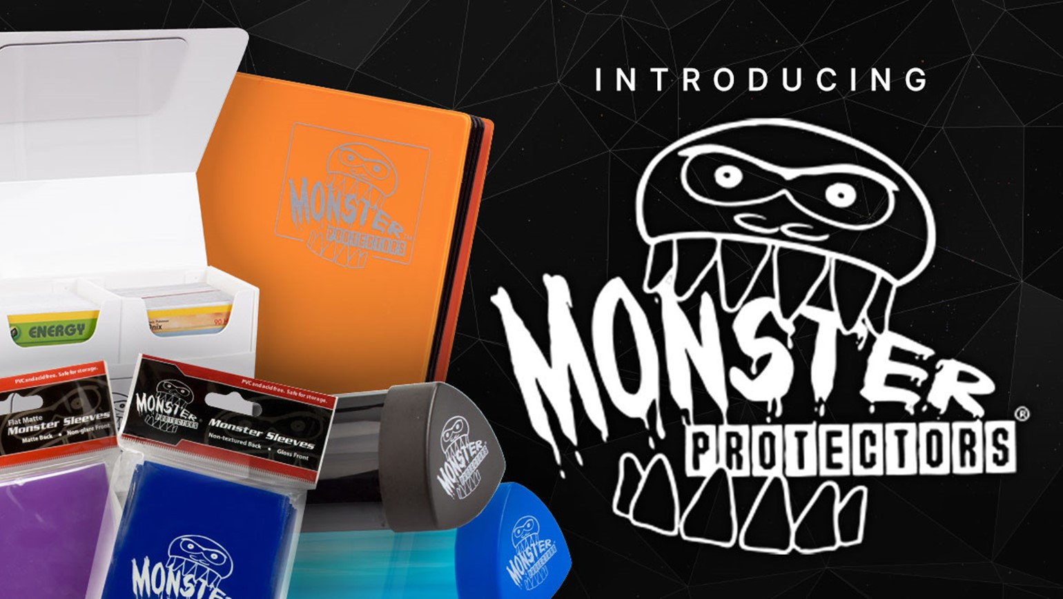 Monster Protectors Supplies Added to TCGplayer Catalog
