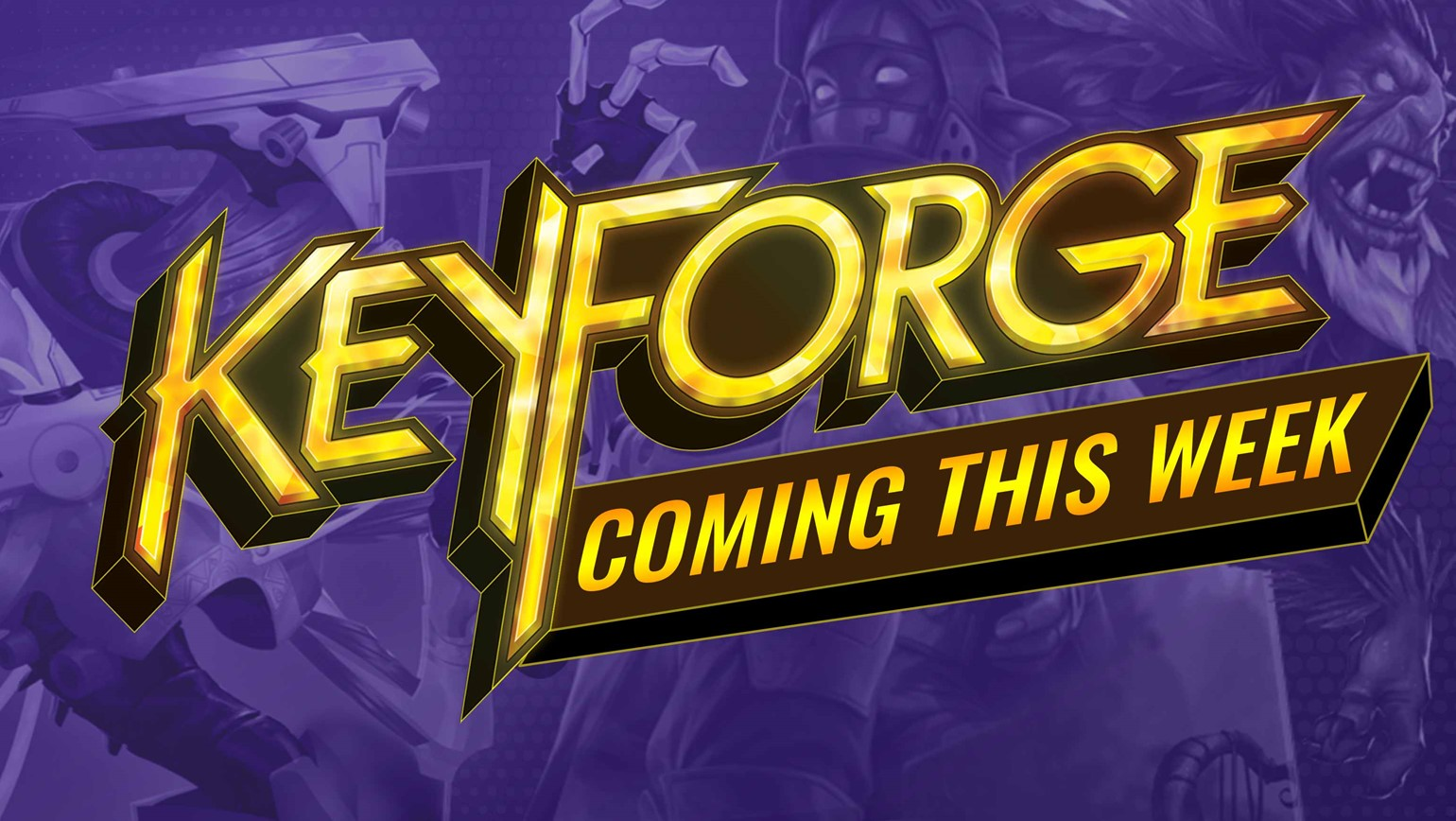 KeyForge Coming to TCGplayer This Week