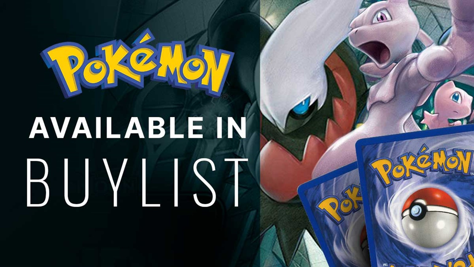 Pokémon Now Live in Your TCGplayer Pro Buylist