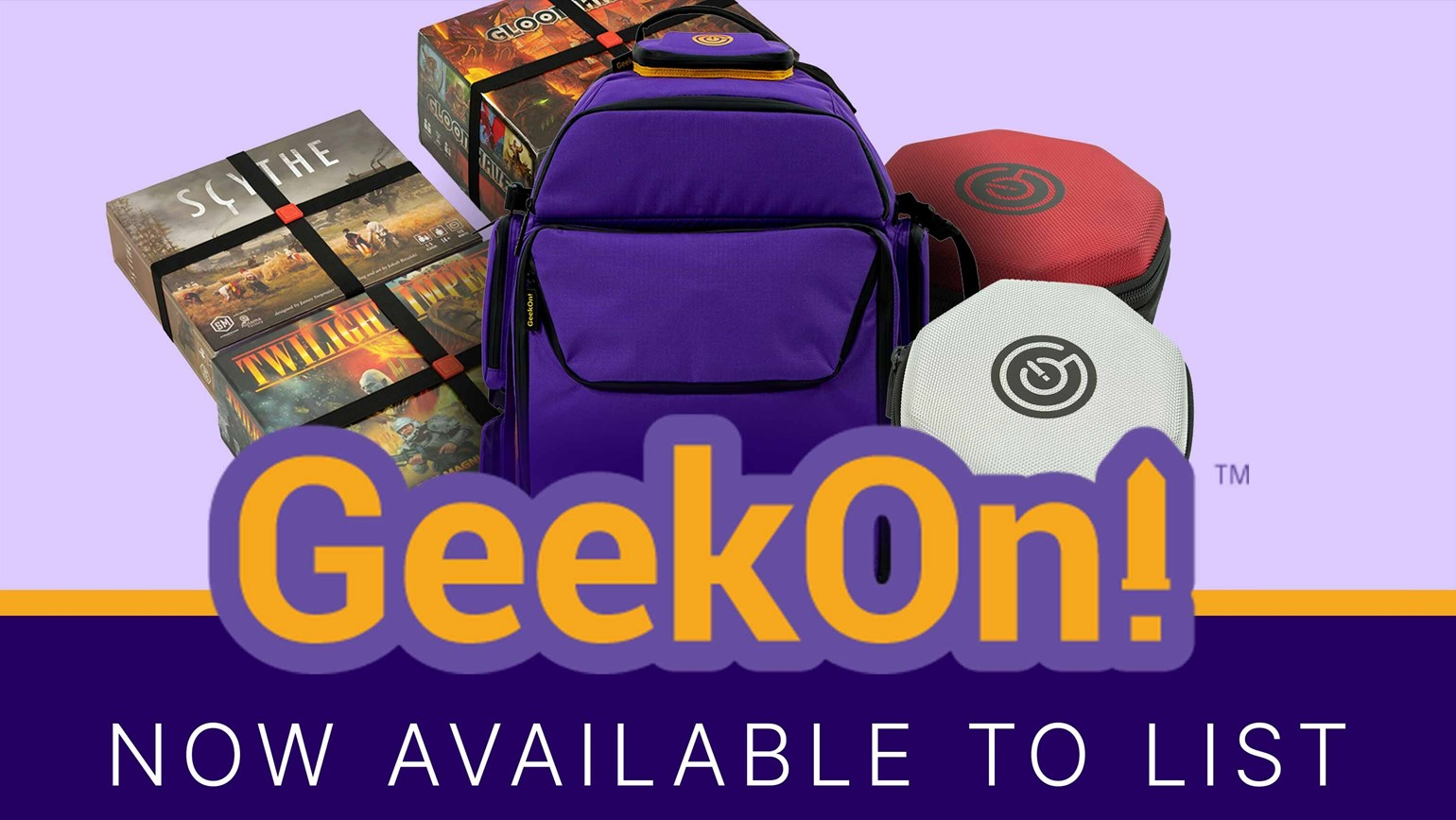 Available Now: Creative Gaming Gear from GeekOn!
