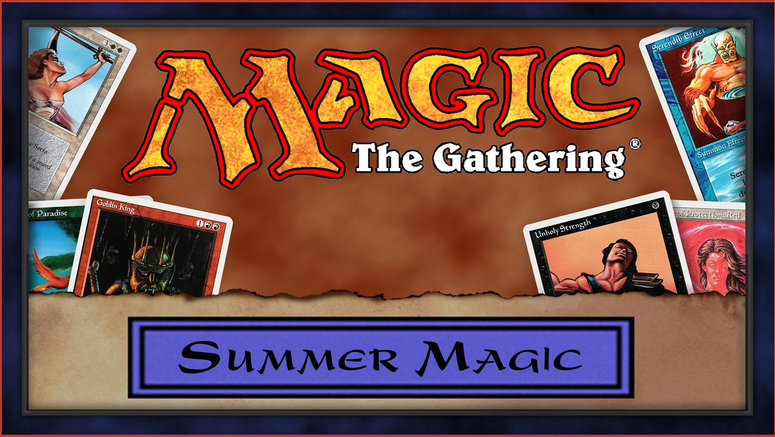 Summer Magic Added to TCGplayer Catalog