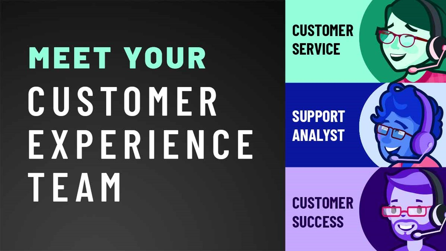 Meet Your Customer Experience Team