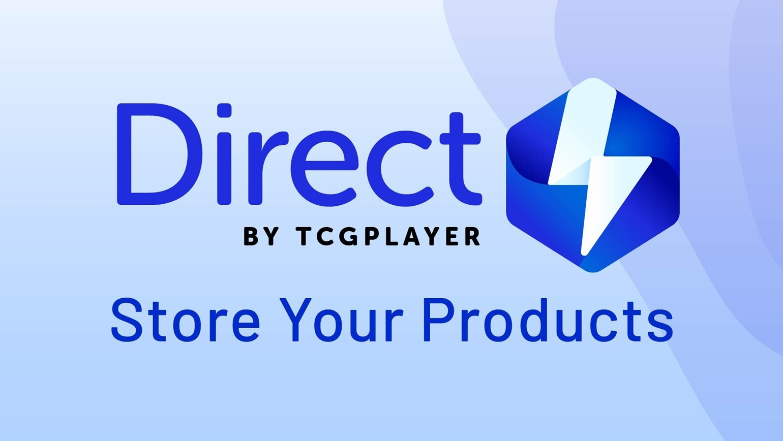 Direct by TCGplayer - Store Your Products