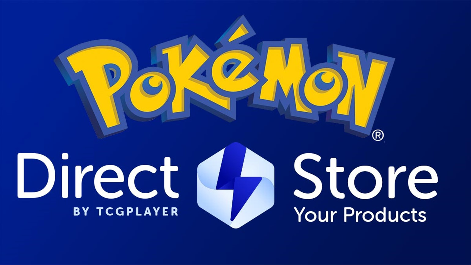 Pokémon in Direct and Store Your Products
