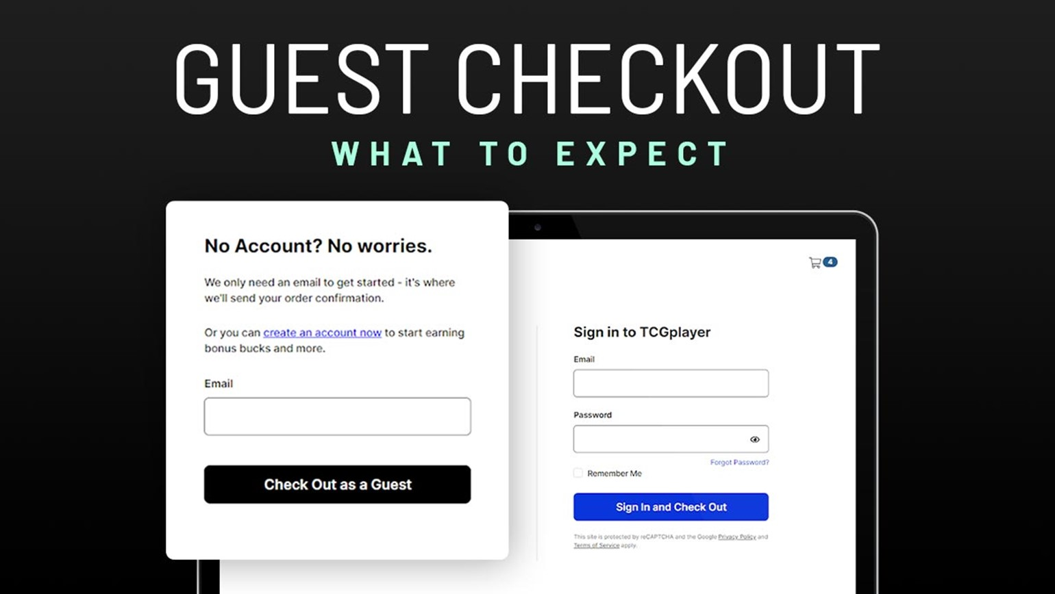 Guest Checkout: What To Expect