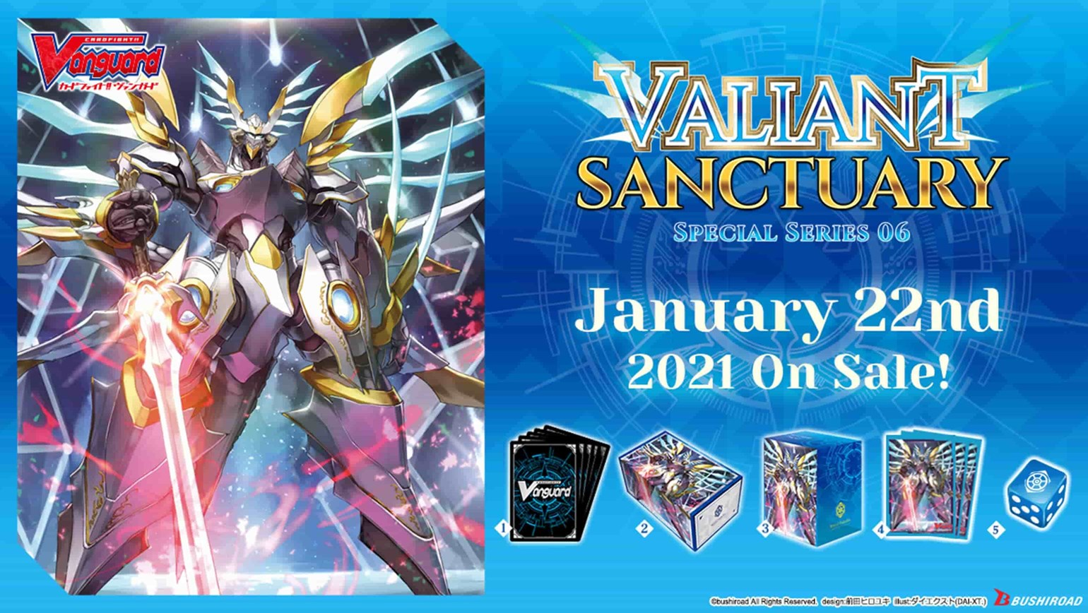 "New English Edition Special Series 06 ""Valiant Sanctuary"" is Coming to Stores on January 22nd!"