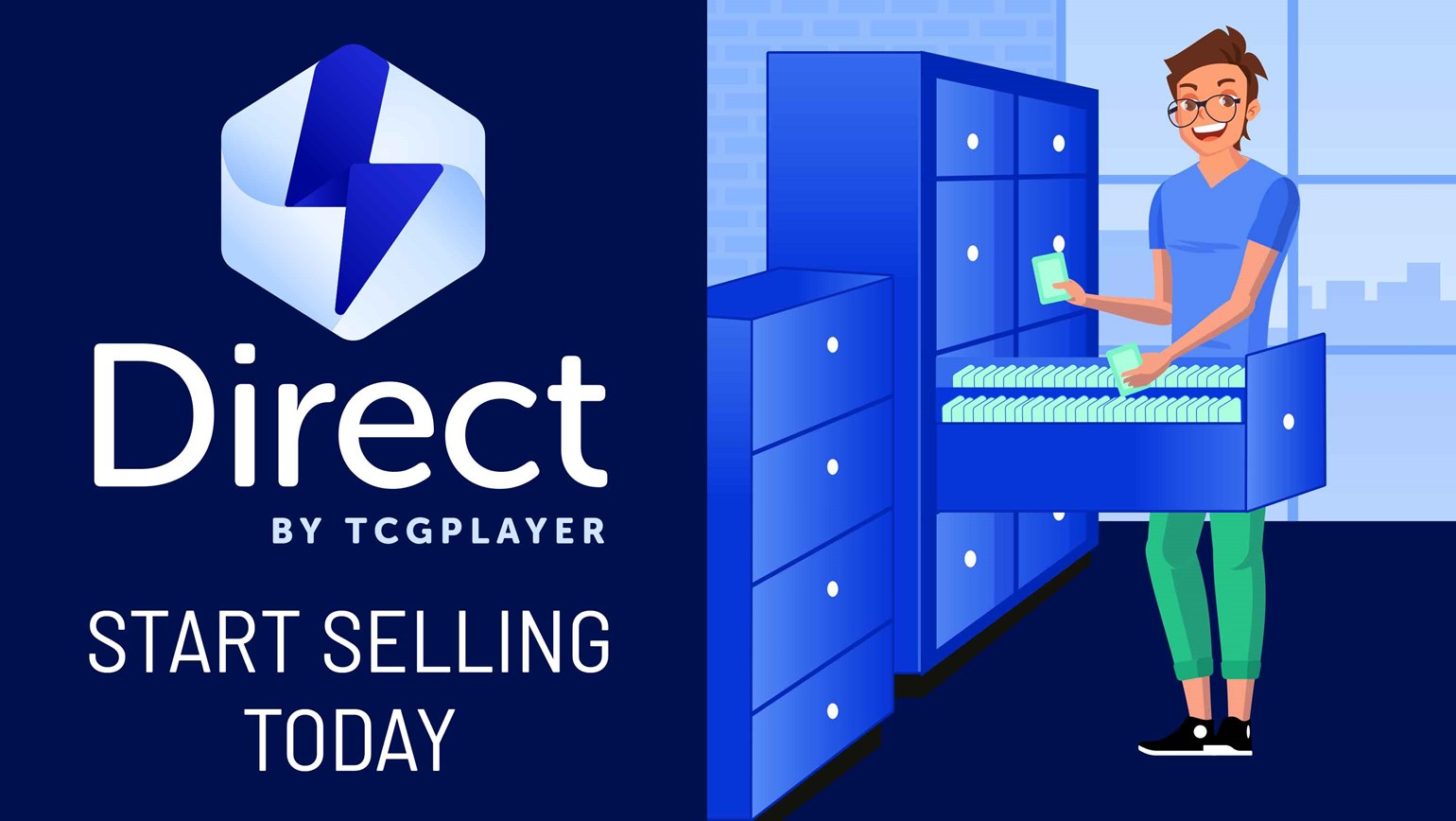Direct by TCGplayer: Start Selling Today